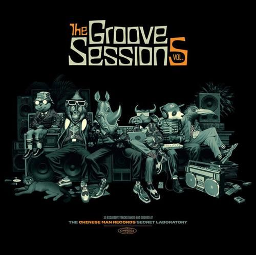 THE GROOVE SESSIONS VOL 5